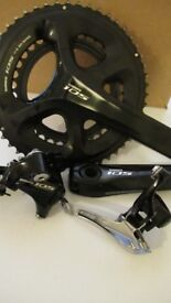 Shimano 105 11 speed components