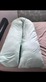 12 foot pregnancy pillow and pillow case
