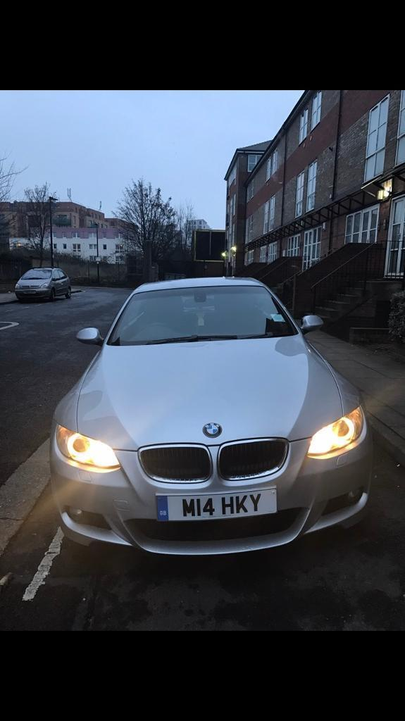Quick sale BMW 320i 2008 convertible 2.0