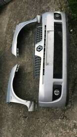 Renault Clio 172 front end
