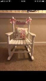 Handmade Olivia chair