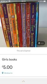 Books & book ends