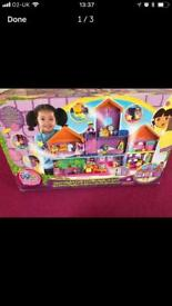 Dora magical castle