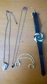 watch & chains