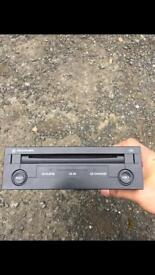 Volkswagen cd player