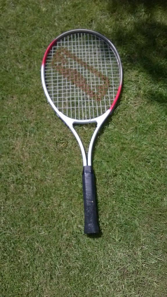 Slazenger Tennis Rackets Junior Tennis Racket White Junior