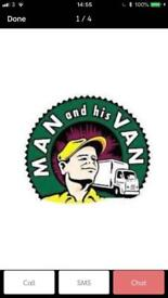 24/7 URGENT MAN AND VAN HOUSE FLAT OFFICE REMOVALS SERVICE