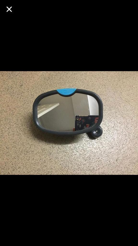 Brand new Munchkin car mirror