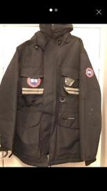 Men's Canada goose coat