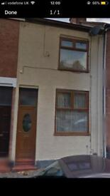 TO RENT house 3 bedroom tunstall Stoke on trent