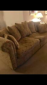 Large Country Sofa