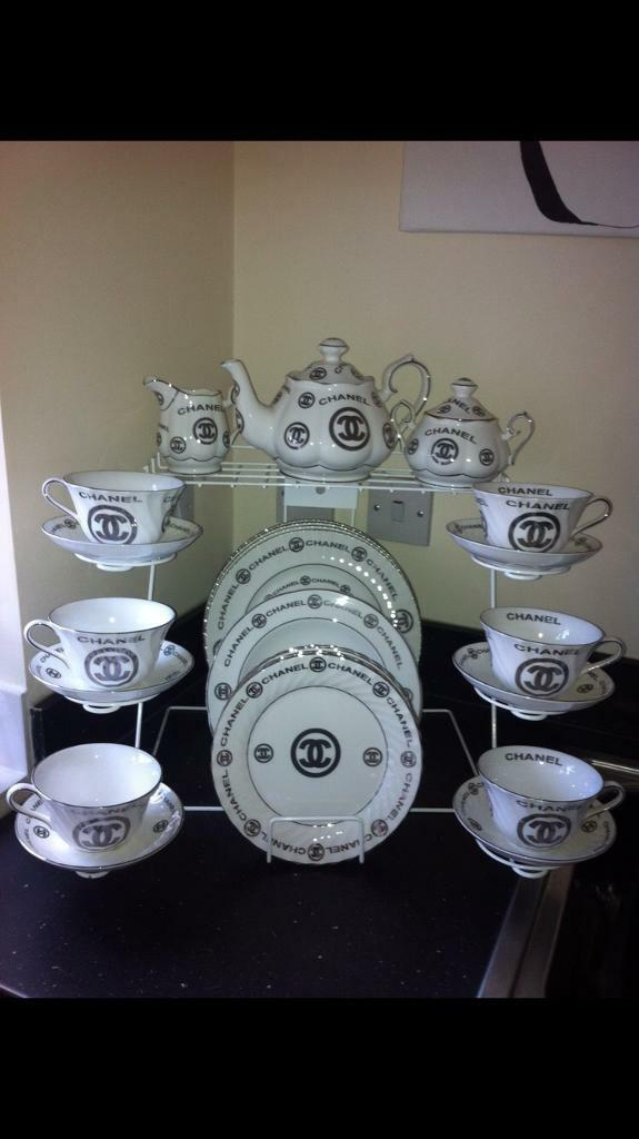Chanel Dinner Set In Sandwell West Midlands Gumtree