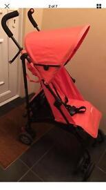 Mothercare Nanu pushchair stroller