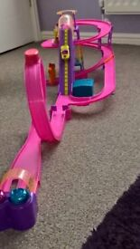 Polly Pocket Race to the Mall
