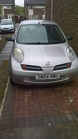 nissan micra great runner very clean good for 1st timer or family