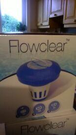 Bestway Flowclear 16.5cm Pool Sanitiser/Chemical dispenser pool accessory - NEW