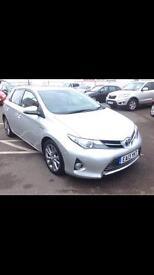 Toyota Auris Hybrid Excel 2013 Fully Loaded