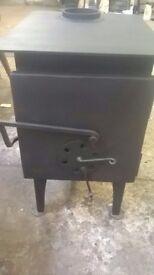 wood burner with back boiler high quality