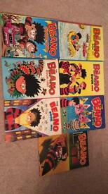 Beano Annual Books