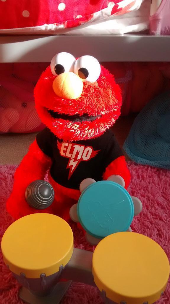 Lets Rock Elmo - HOT Xmas Toy 2011 - prlog.org