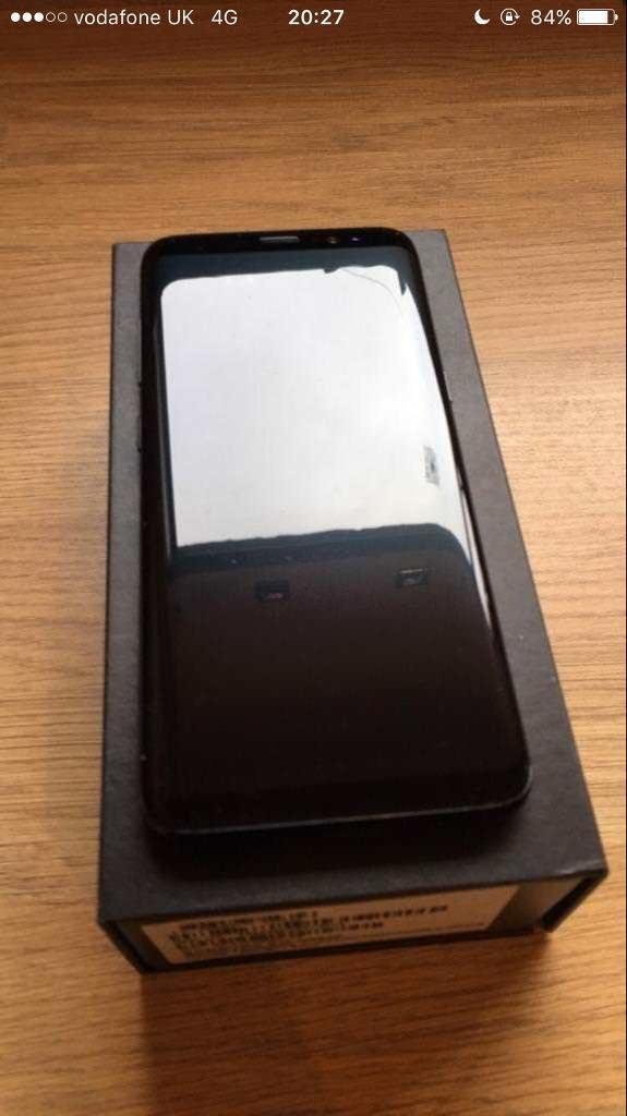 Samsung S8 64gb £430ono