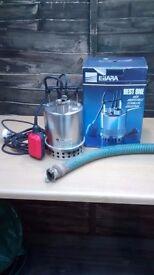 Ebara Submersible Sump Pump