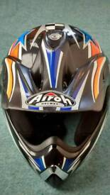Children's Motocross helmet
