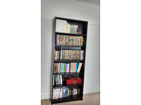 EXTRA TALL IKEA BOOKCASE, VERY GOOD CONDITION