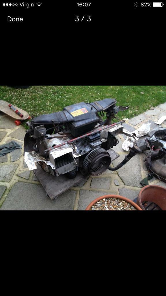 VW TYPE 2 1800 AIR-COOLED ENGINE FOR SALE | in Corringham, Essex | Gumtree