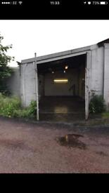 Garage/Unit for rent Uddingston £100 P/W