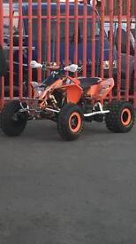 KTM 525xc Quad 2009