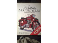 The Illustrated Encyclopedia of Motorcycles by Erwin Tragatsch. VGC Hardback.