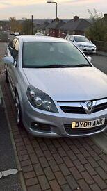 SWAP 08 vectra 1,9cdti, 150 bhp for van/smaller car