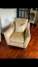 Set of sofas and armchair