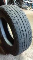 NEW - 4 Michelin X-ICE winter tires 195/65R15