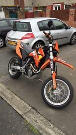 KTM LC4 640 Supermoto - SOLD - bike has now SOLD!!