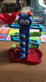 Fun caterpillar toy