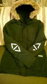 3 boys winter coats