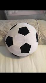 Football teddy ball, excellent condition.