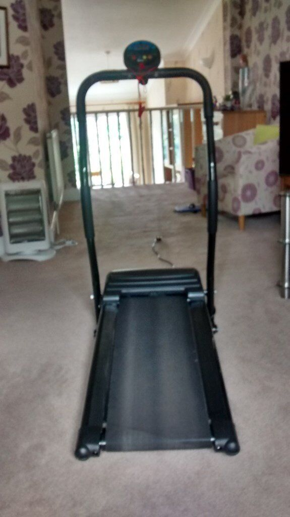 Electric Mini Treadmill, excellent condition