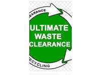Man and van waste clearance, rubbish removal, garden clearance, low rates starting at £25