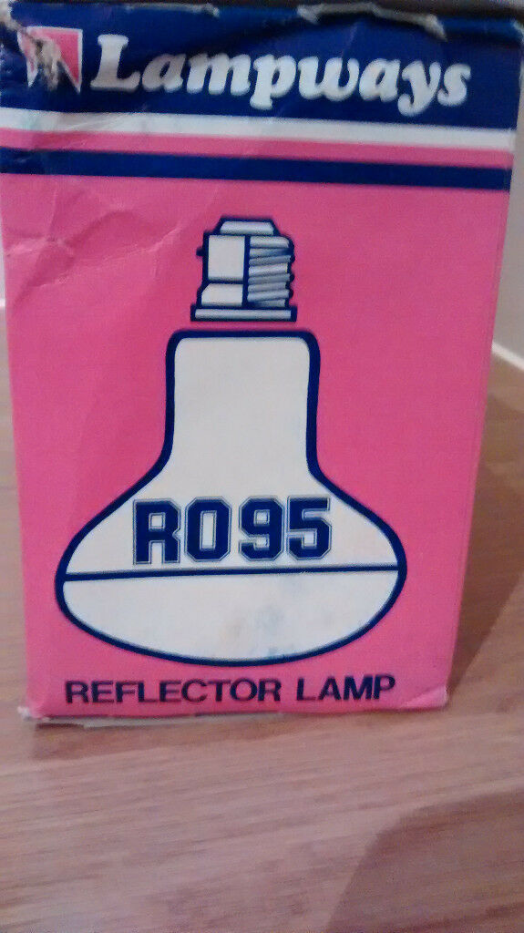 R95 Spotlight Lamps x 10