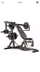 Marcey Pro Home Gym