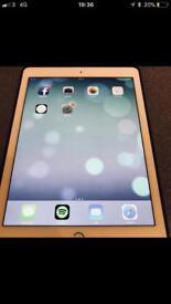 iPad Pro rose gold 128gb