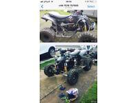 Can am canam ds450 road legal race quad 2009/59, not yamaha kawasaki honda ktm quad atv motocross