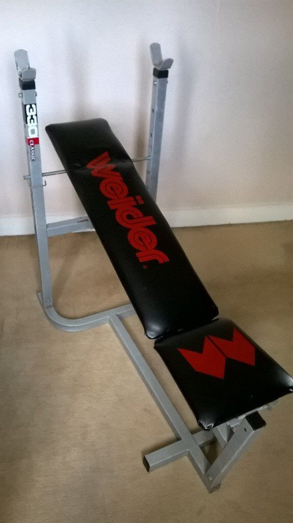 Weider 330 Classic Weight Bench In Reading Berkshire