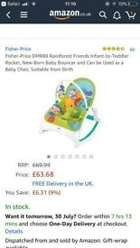 Fisher Price rainforest chair