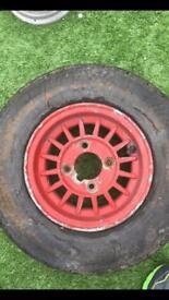 Mini wheel
