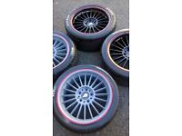 Bmw Alpina Softline Wheels... GENUINE...