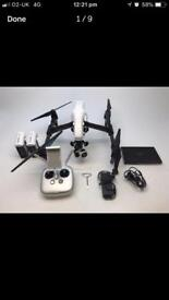 DJi DRONE: INSPIRE 1 - EXCELLENT CONDITION